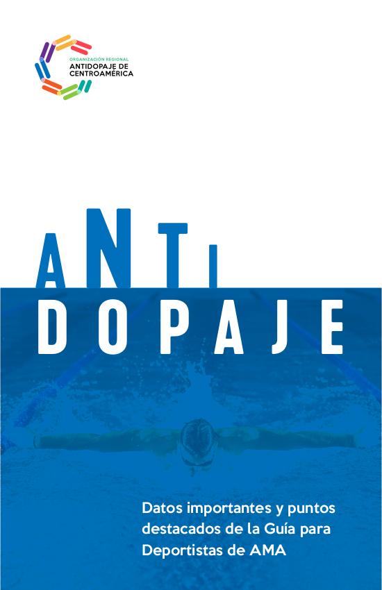 Guía Antidopaje