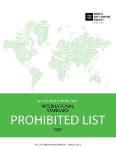 La Lista de Prohibiciones 2022